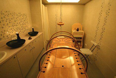 Паровая кушетка и массаж в нашем салоне красоты Ново-Переделкино, Солнцево